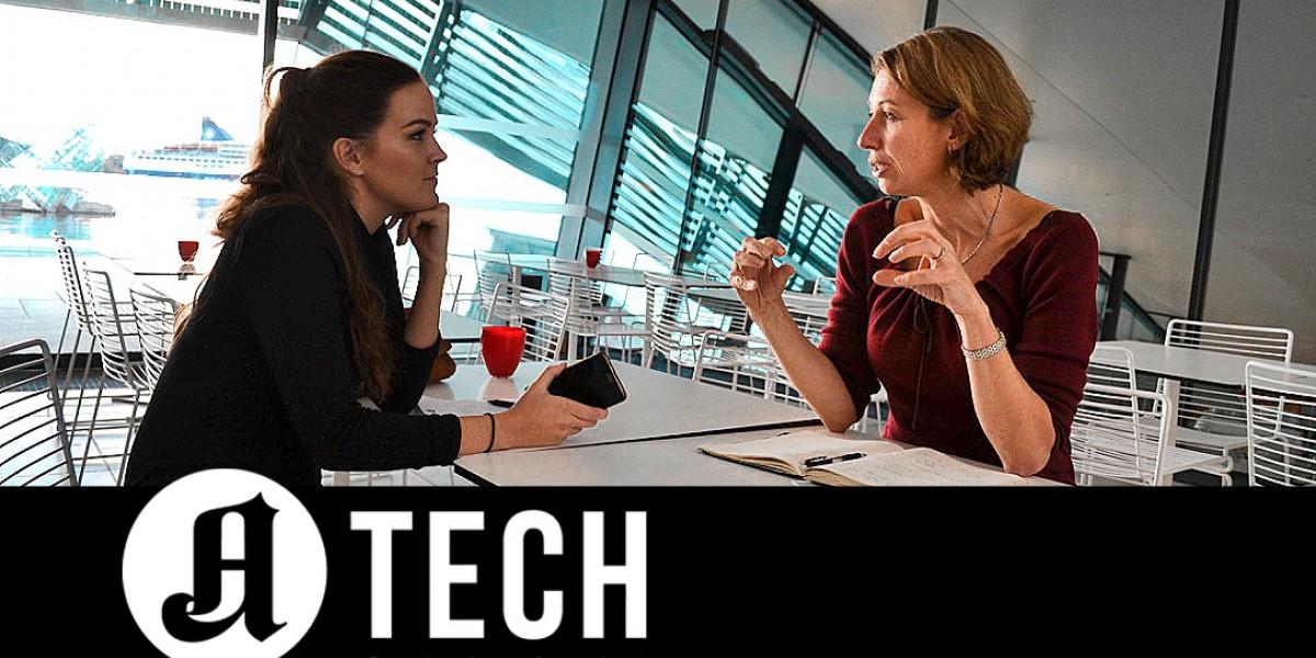 #ATECH: Intervju med Silvija Seres