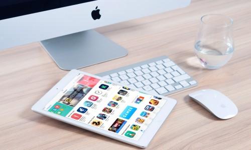 På toppen av søkeresultatene - også i appenes verden